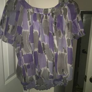 Ladies ALFRED DUNNER Top NWOT Size 18